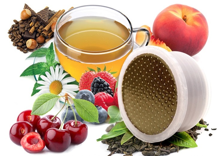 Shop-Kategorie - LAVAZZA ESPRESSO POINT®* Teekapseln Kompatibel