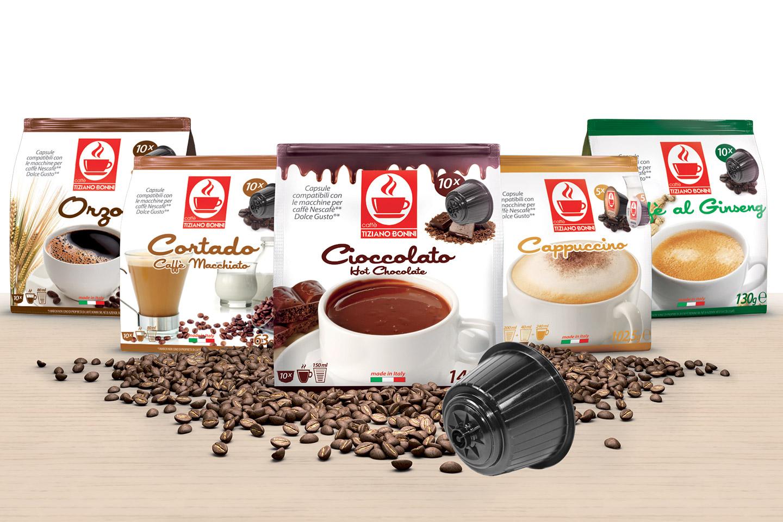 Shop-Kategorie - Kaffee- und Tee Kapseln