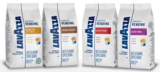 Shop-Kategorie - Lavazza Kaffee