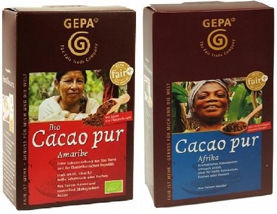 Shop-Kategorie - Kakao