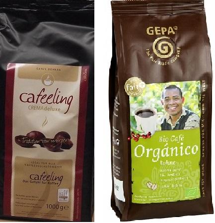 Shop-Kategorie - Kaffee - Ganze Bohne